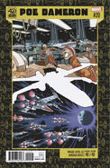 Poe Dameron 20 Star Wars 40th Anniversary