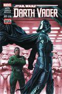 Star Wars Darth Vader Vol 1 2 2nd Printing Variant