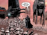 Battle with the Benathy (First Order)