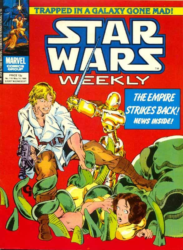 Star Wars Weekly 116