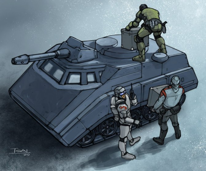 Compact Assault Vehicle/Wheeled PX-10