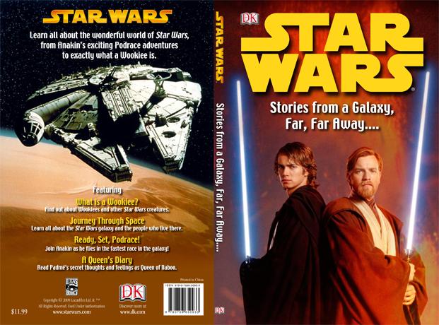 Stories from a Galaxy, Far, Far Away