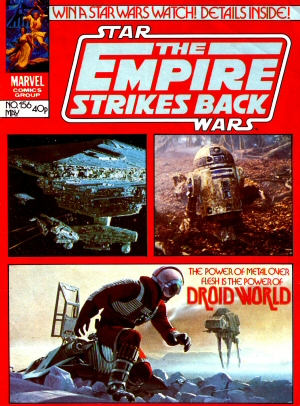 The Empire Strikes Back Monthly 156