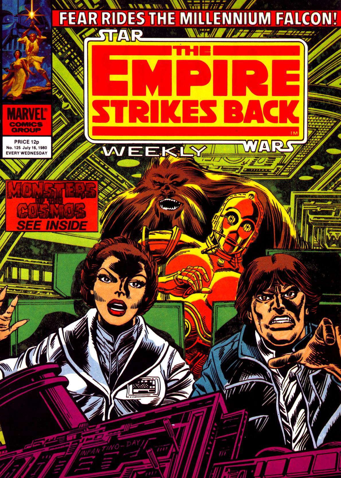 The Empire Strikes Back Weekly 125