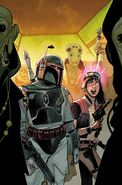 Doctor Aphra Vol 3 textless cover