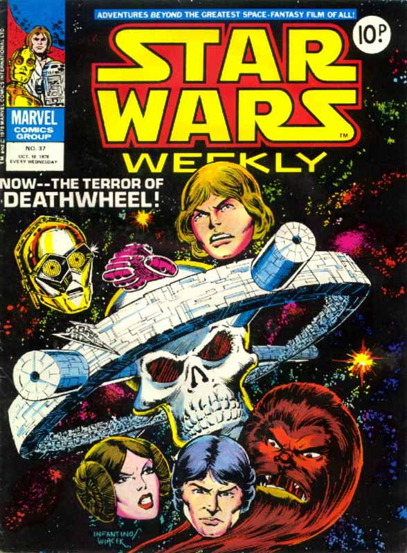 Star Wars Weekly 37