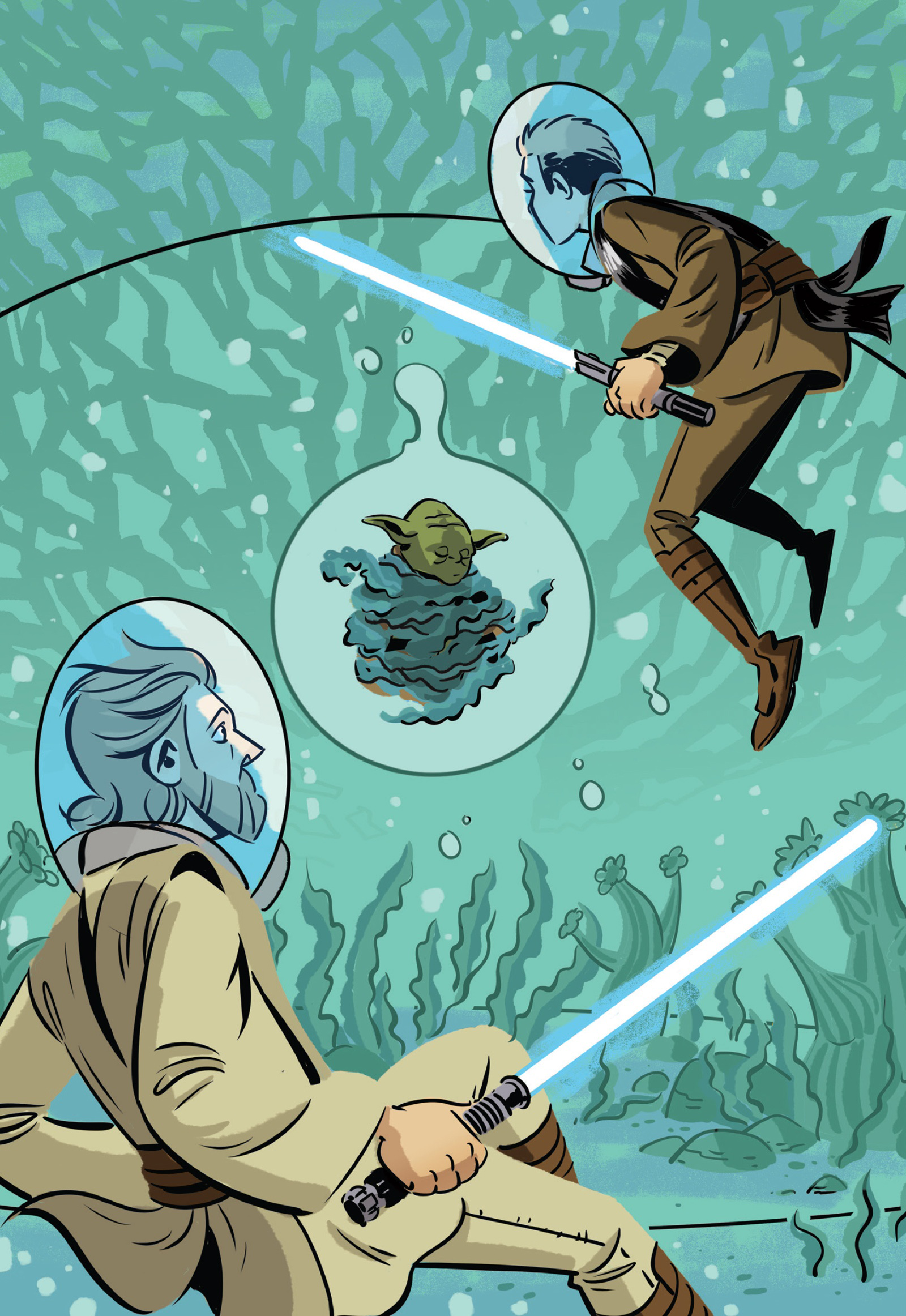 Rescue of Yoda