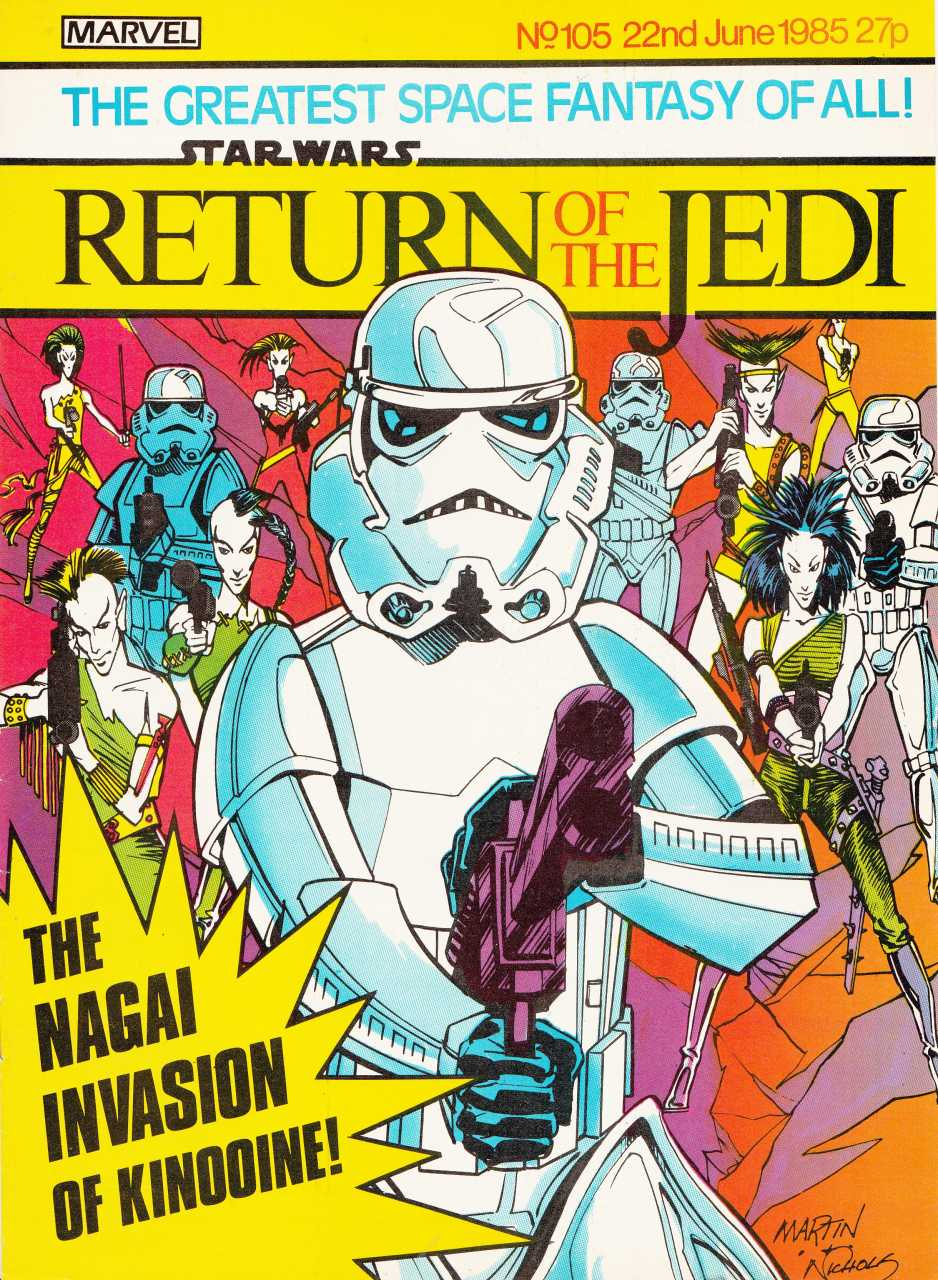 Return of the Jedi Weekly 105