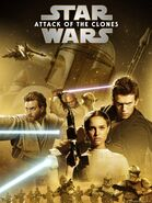 Star Wars Episode II Attack of the Clones 2019 release cover