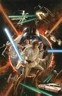 Star Wars Marvel 2015 Alex Ross Textless