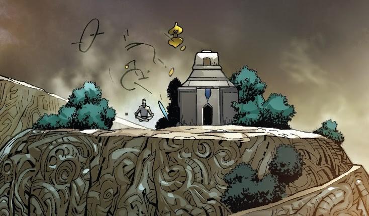 Al'doleem Jedi monastery