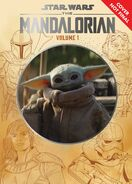 Mandalorian Studio Fun Volume 1 temporary cover
