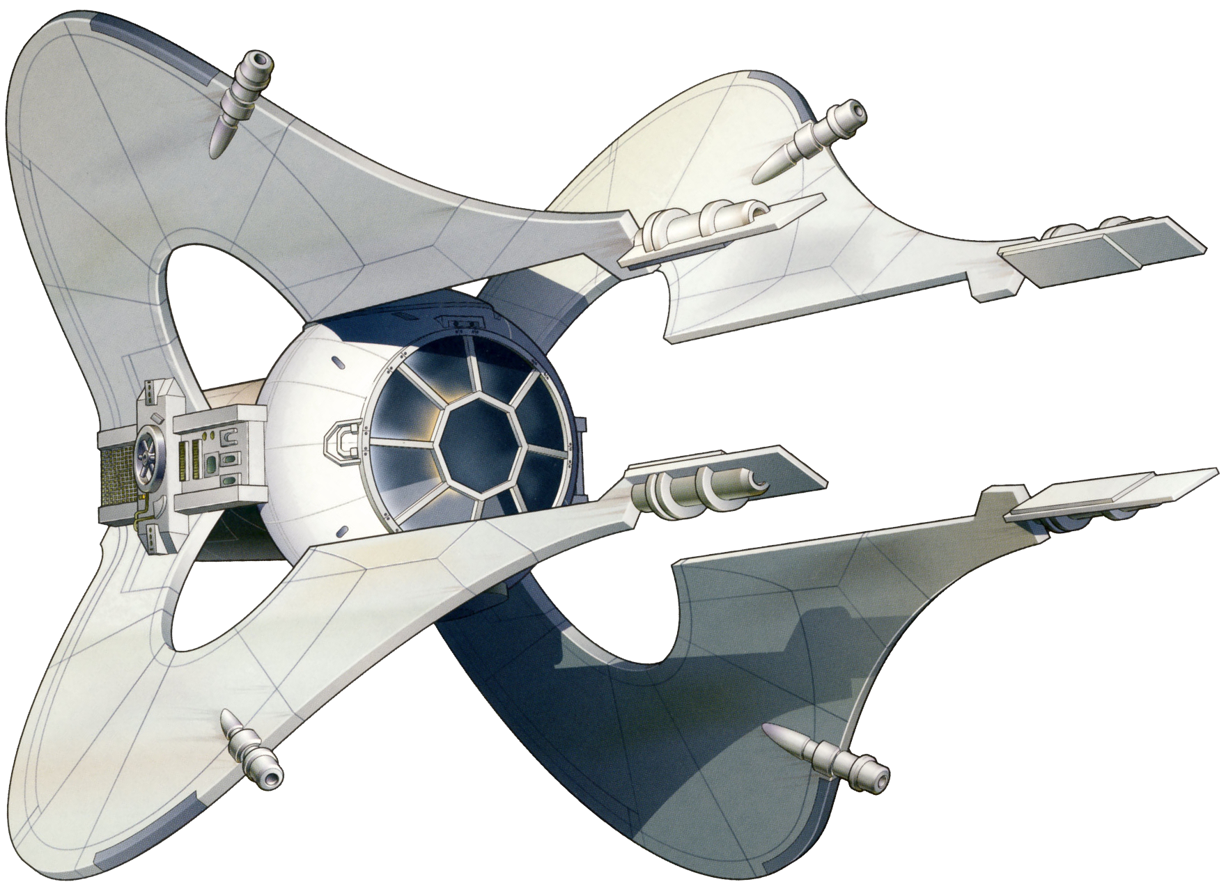Nssis-class Clawcraft