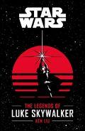 The Legends of Luke Skywalker UK cover