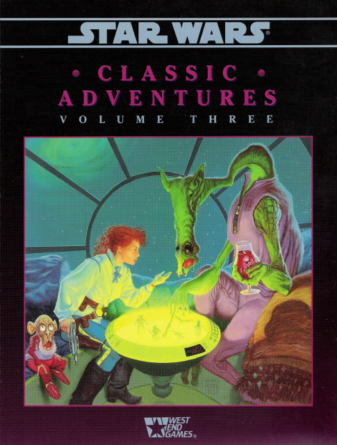 Classic Adventures: Volume Three