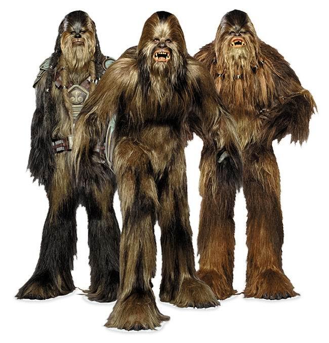 Galerij van Wookiees