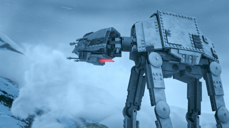 Mission to Hoth (Kyber Saber)