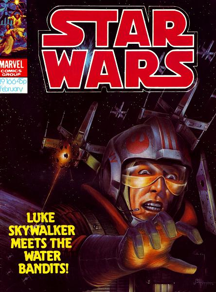 Star Wars Monthly 166