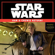 Han and Chewie Return cover