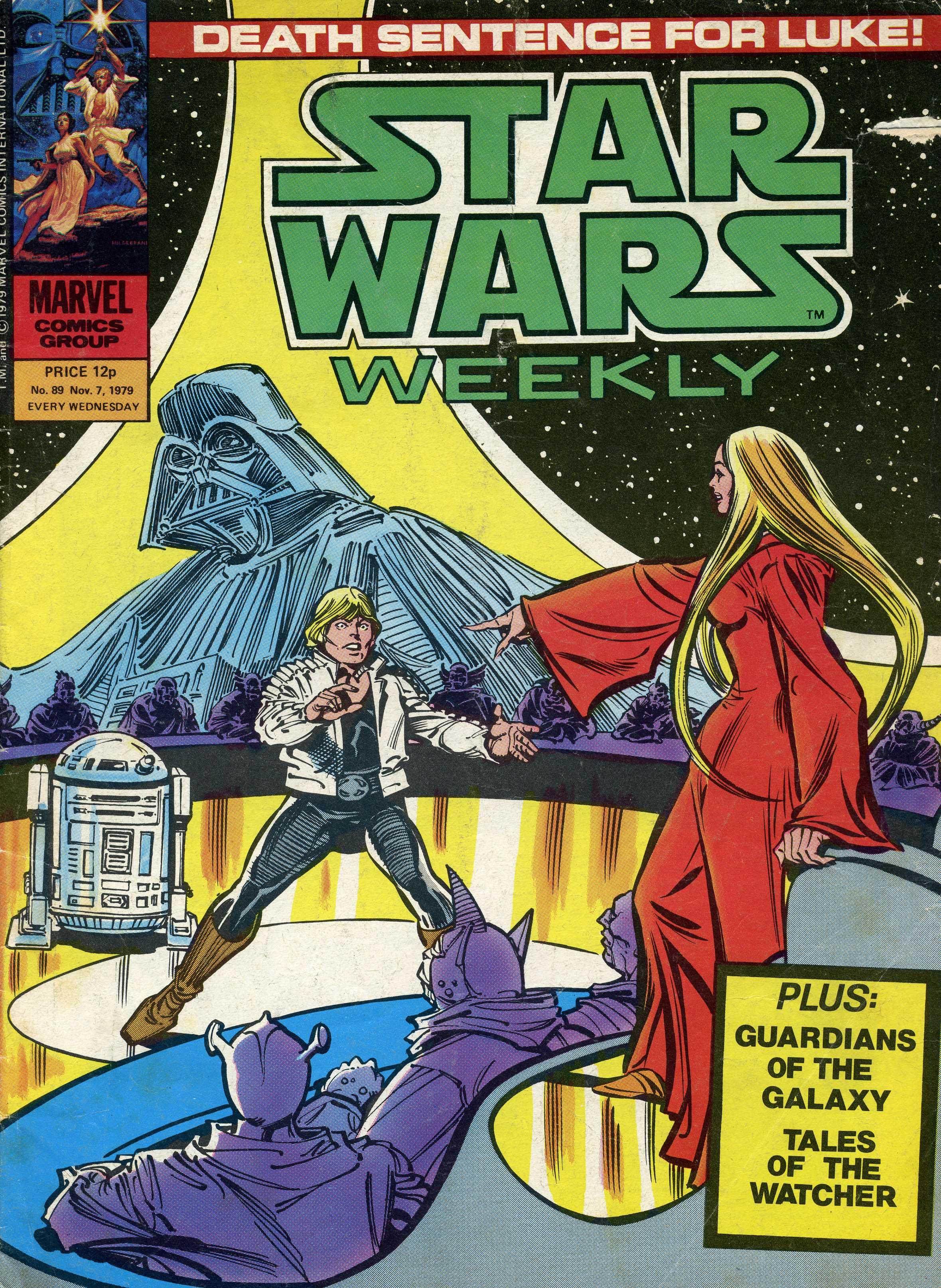 Star Wars Weekly 89