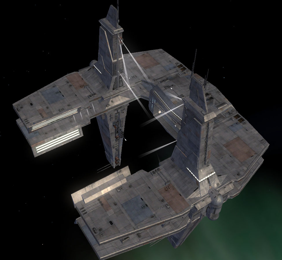 Naboo Space Station