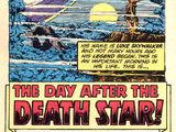 სიკვდილის ვარსკვლავიდან მეორე დღეს!