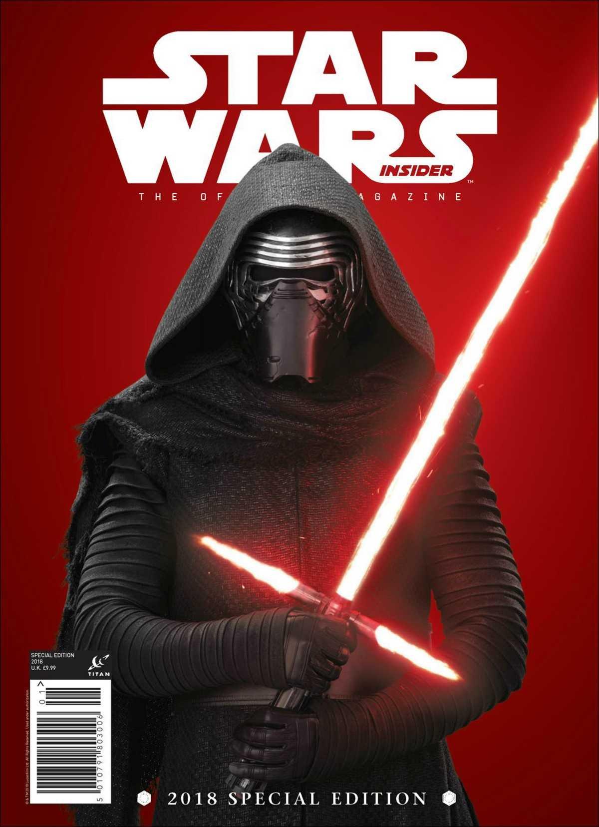 Star Wars Insider Special Edition 2018
