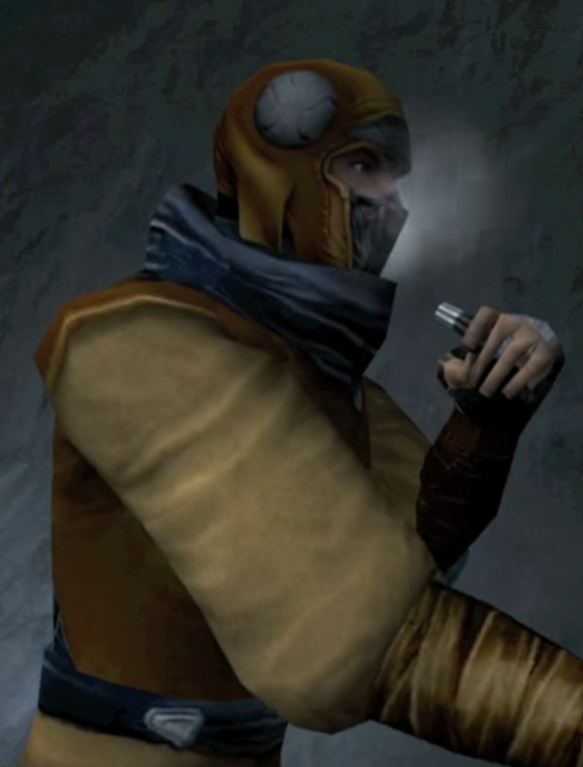 Unidentified Sith cultist