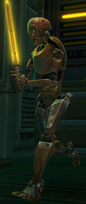 Machinist Droid MC-12