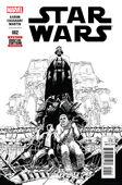 Star Wars 2 sketch variant