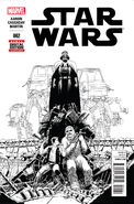 Star Wars 2 sketch variant