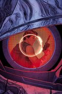 Bounty Hunters 12 unlettered cover