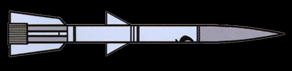 C-88 fragmentation missile