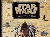 ვარსკვლავური ომები: გალაქტიკური ატლასი