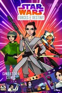 Forces of Destiny cinestory comic