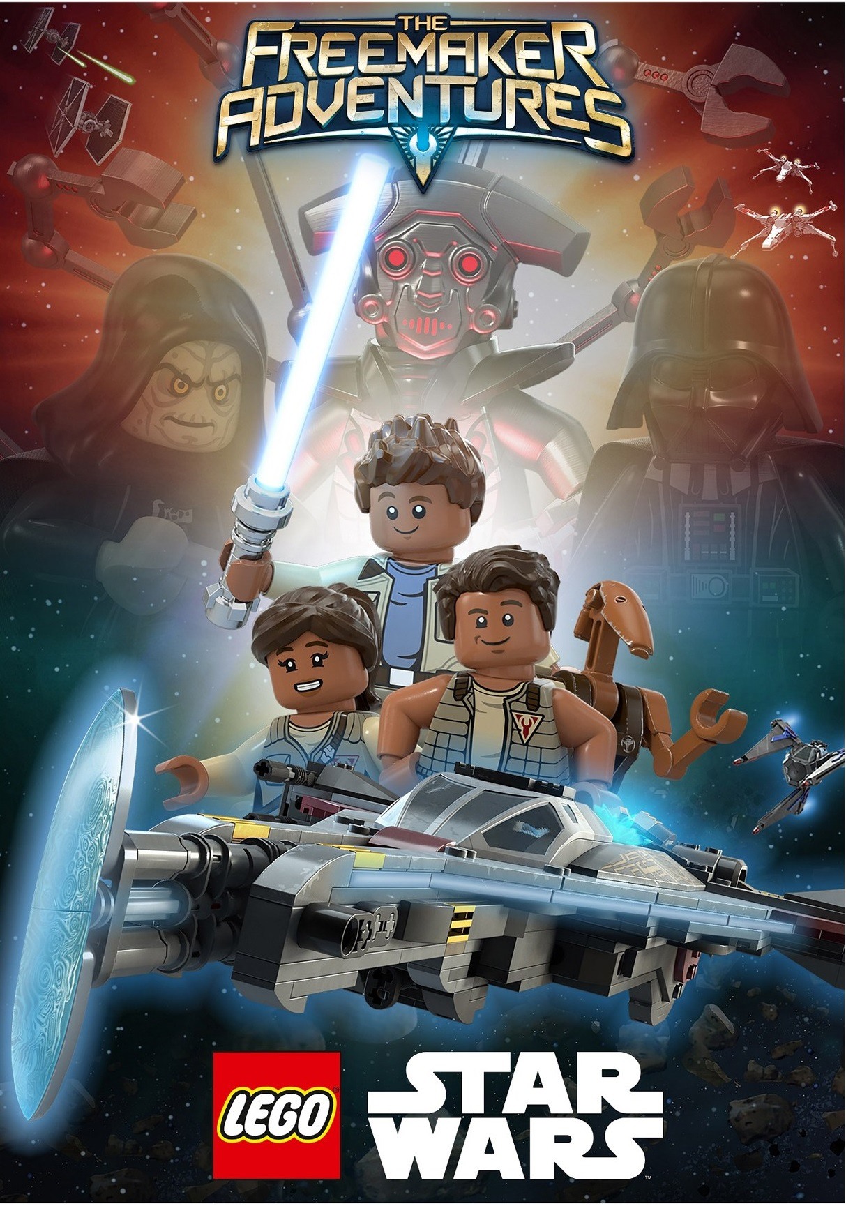 LEGO Star Wars: The Freemaker Adventures Season Two