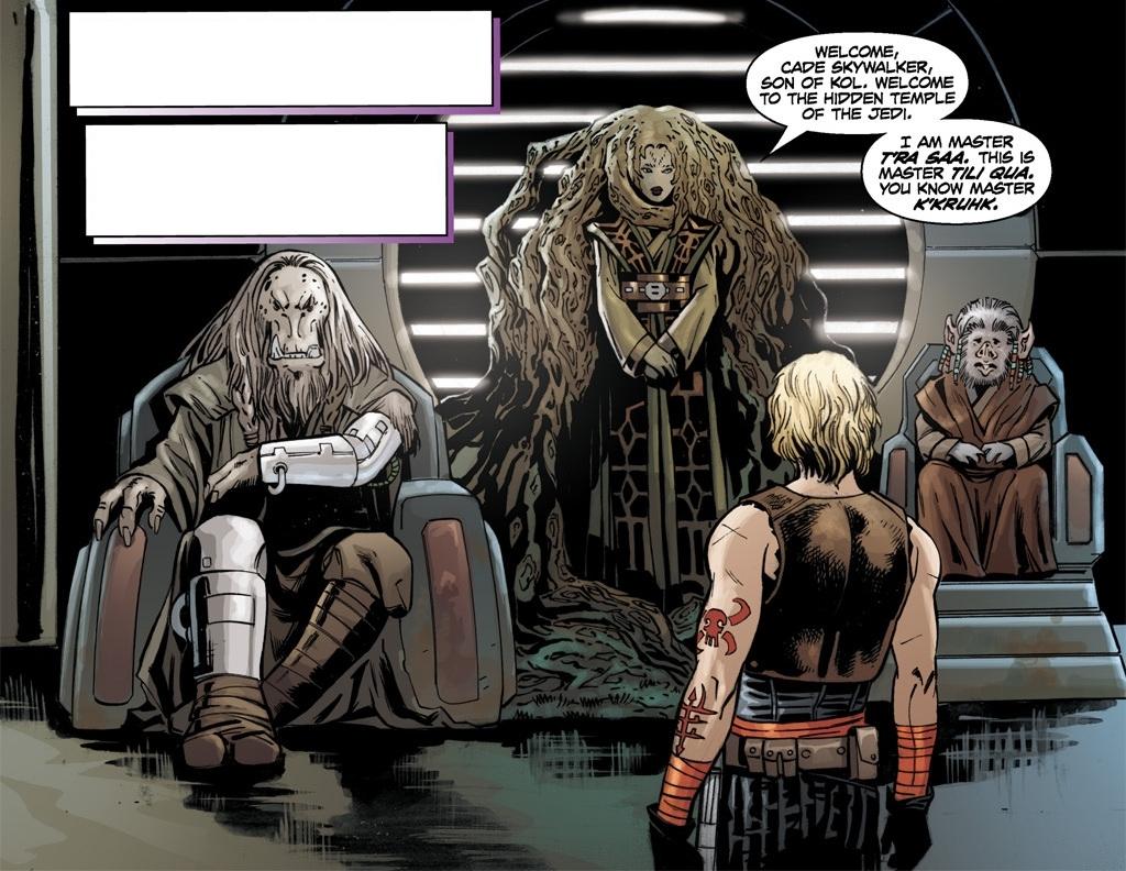 Jedi High Council (New Jedi Order)