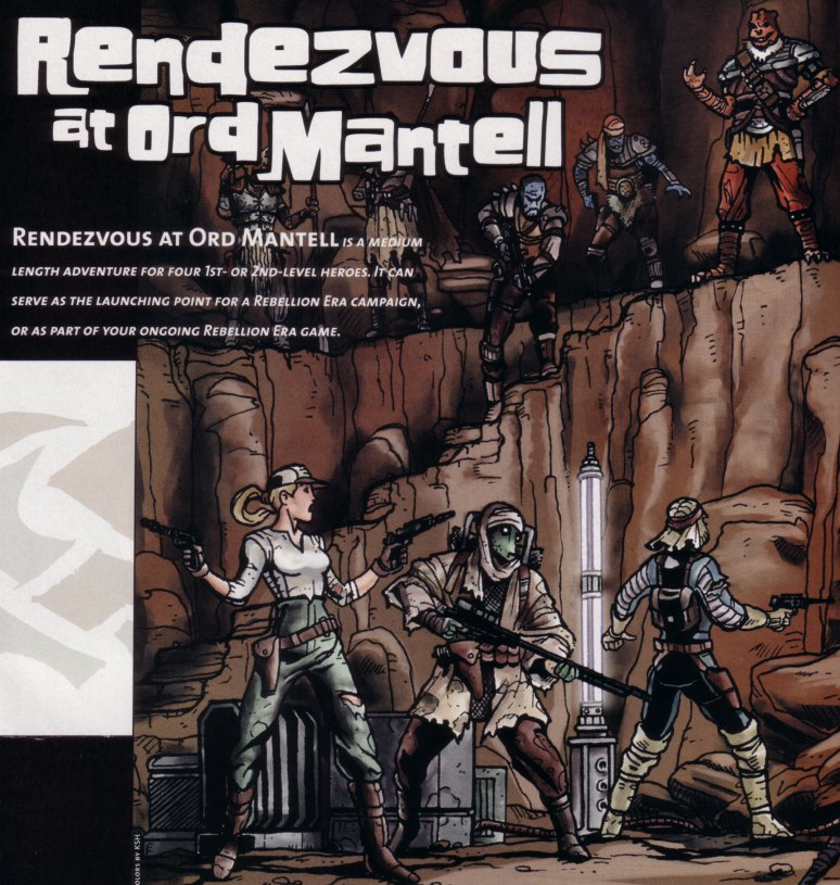 Rendezvous at Ord Mantell