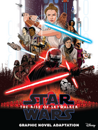 Star Wars The Rise of Skywalker Graphic Novel Adaptation final cover