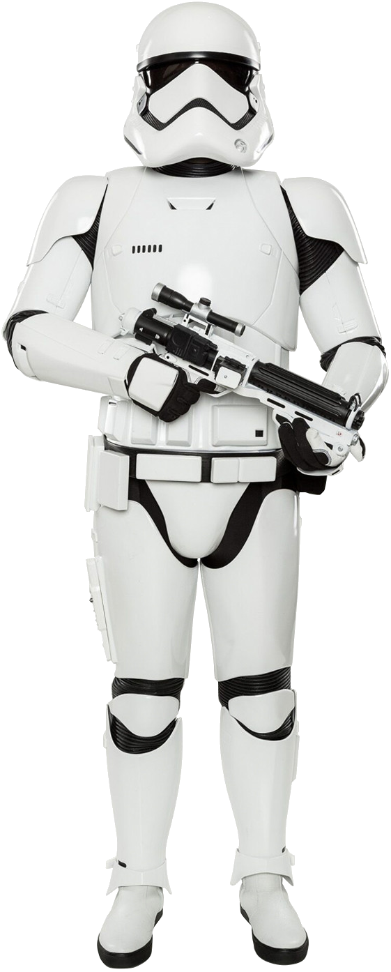 First Order stormtrooper armor