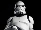 Phase II clone trooper armor