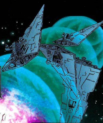 United Warlord Fleets