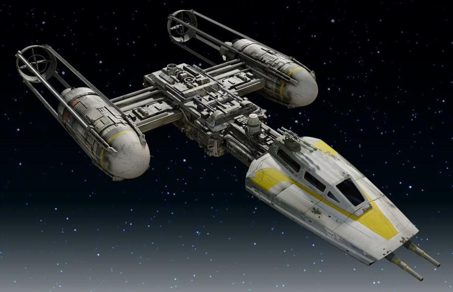Caccia stellare BTL Y-Wing