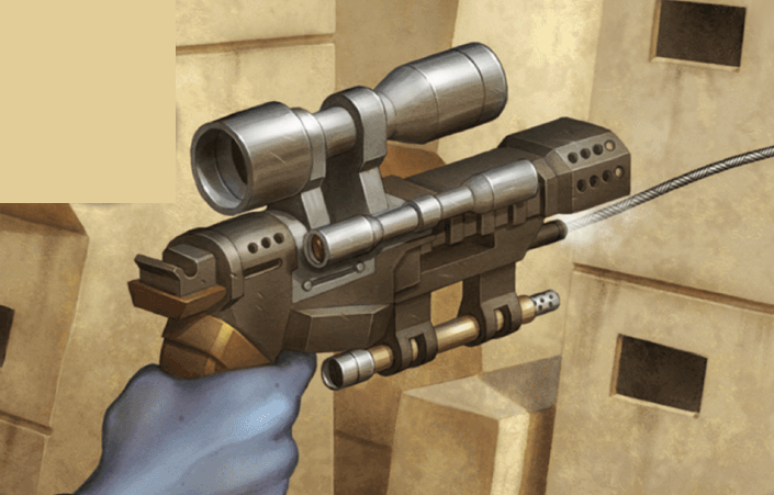 Ascension gun/Legends