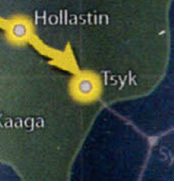 Attack on the Tsyk system