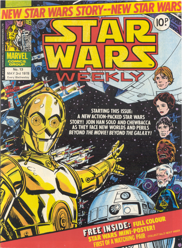 Star Wars Weekly 13