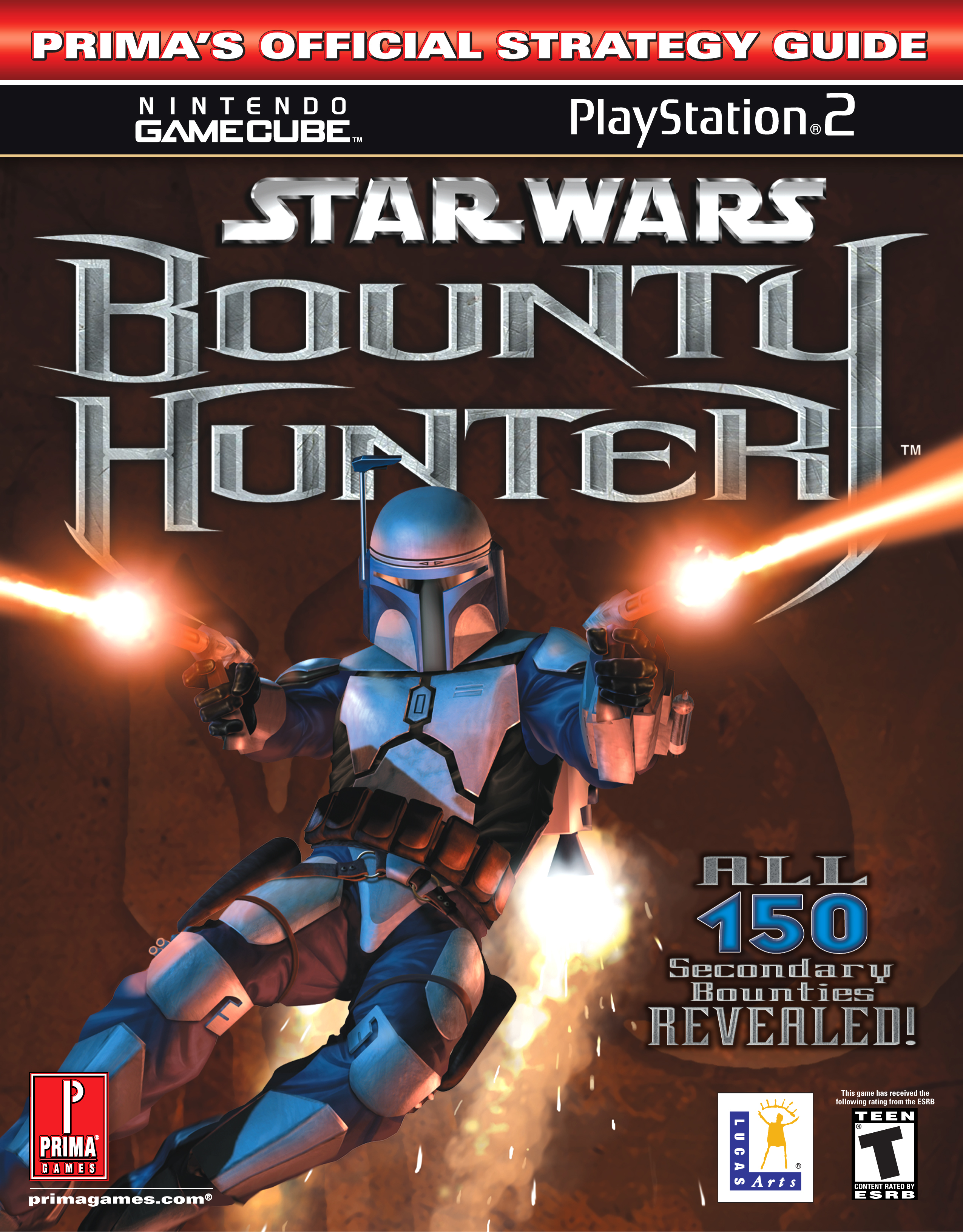 Star Wars: Bounty Hunter: Prima's Official Strategy Guide