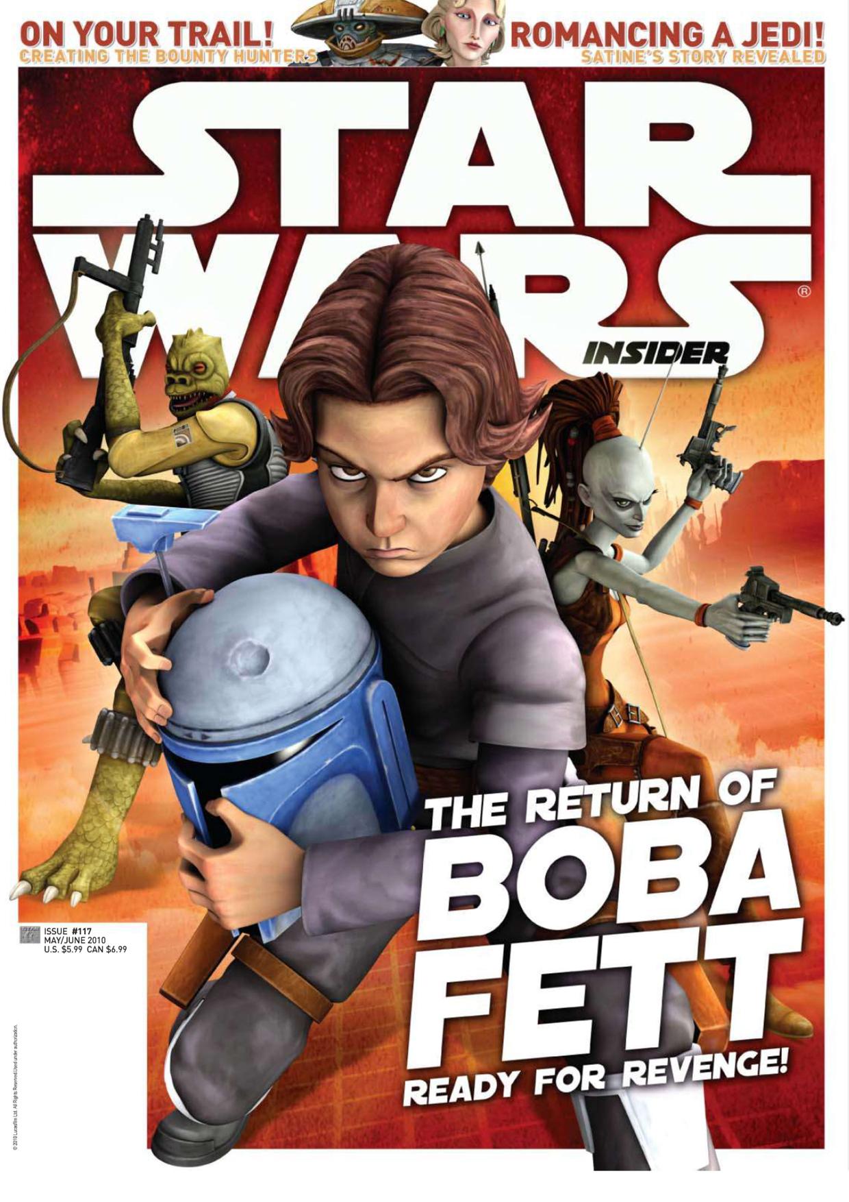 Star Wars Insider 117