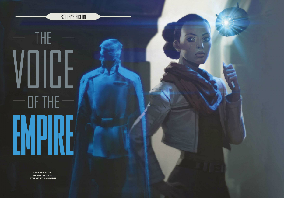The Voice of the Empire