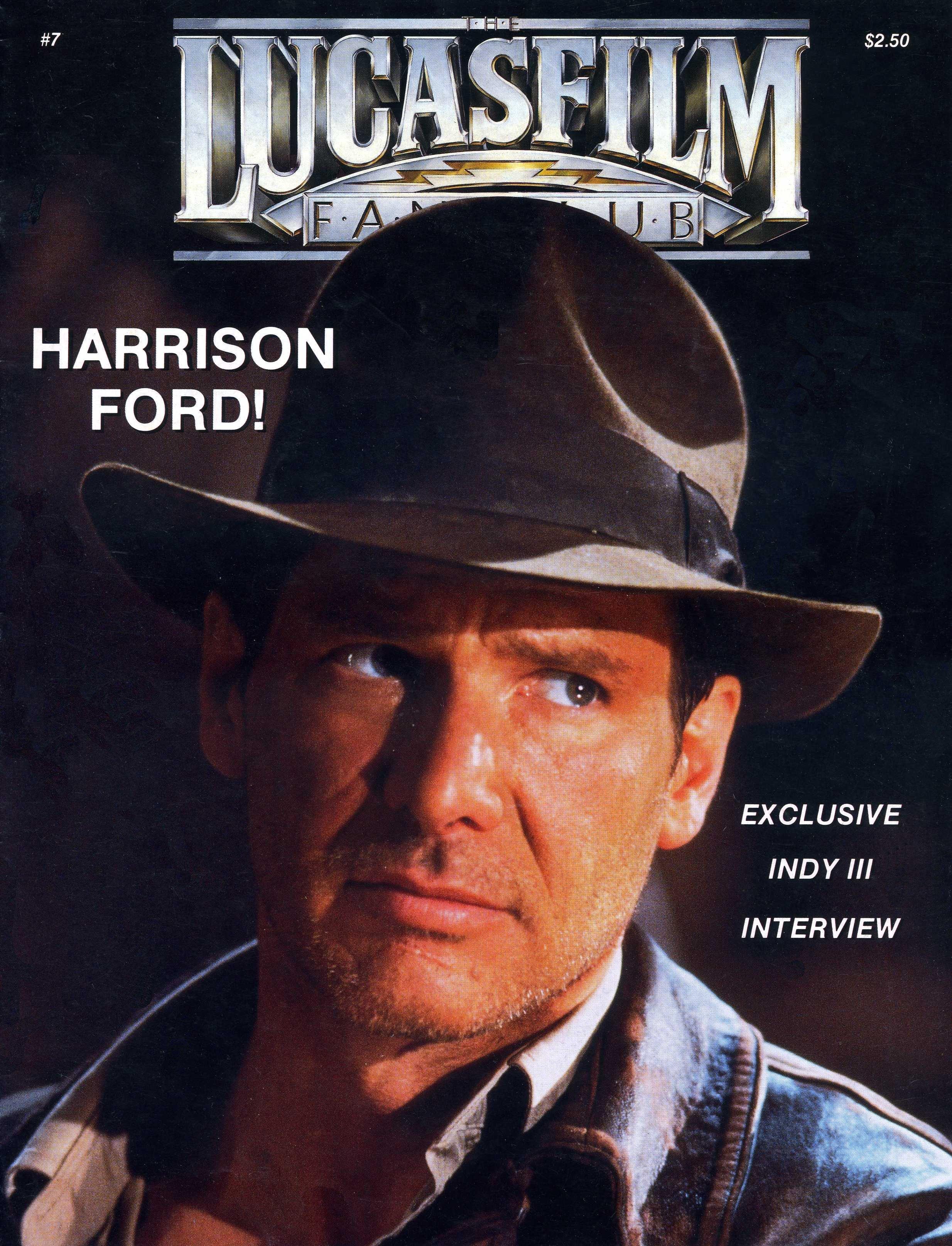 The Lucasfilm Fan Club Magazine 7